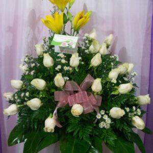 Arreglos de flores funebres el salvador (3)