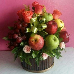 frutas para mama